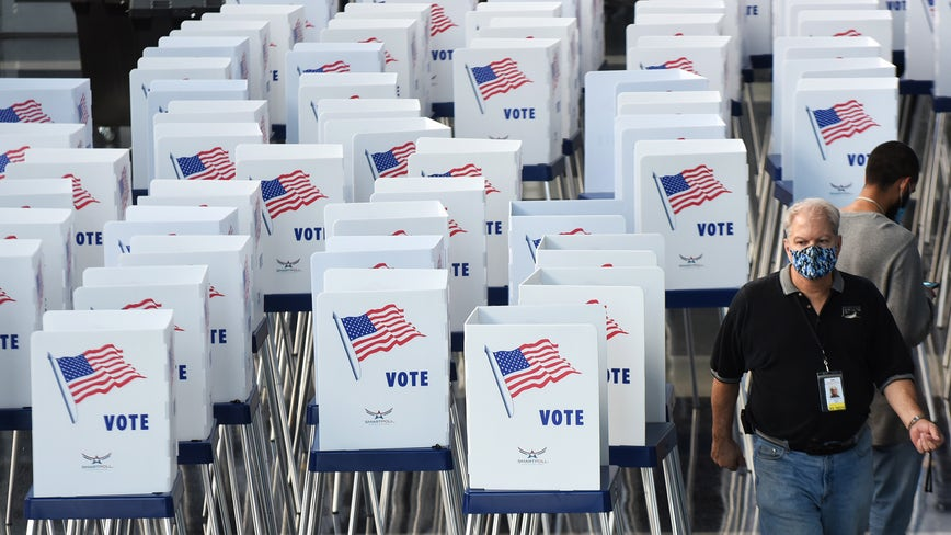 Early Voting begins: Polling locations, sample ballots, what to bring