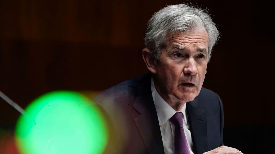 Treasury Secretary Mnuchin And Fed Chair Powell Testify On CARES Act Before Senate