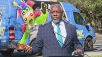 Orange County Mayor Toy Drive