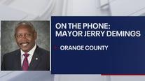 Orange County Mayor discusses coronavirus vaccine and toy drive
