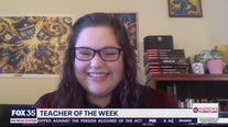 Teacher of the Week: Ms. Amanda Warren from Wekiva High School