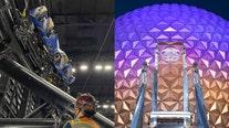 Walt Disney World gives look at historic transformation of Epcot
