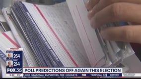 Pollsters say don't overlook margin of error
