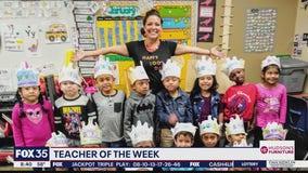 Teacher of the Week: Mrs. Ashleigh Beardsley