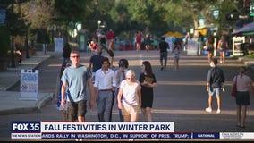Fall festivities in Winter Park
