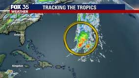 Tropics Update: November 25, 2020