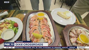 David Martin Reports: Dixie Crossroads