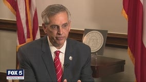 Georgia secretary of state tests negative, wife tests positive for COVID-19
