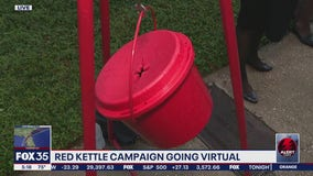 Red Kettle campaign going virtual