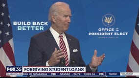 Forgiving student loans