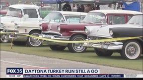 Daytona Turkey Run still on