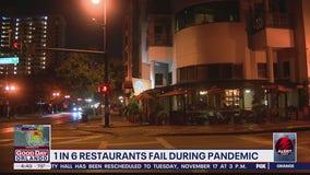 Restaurant recovery hits slowdown