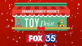Orange County Mayor's Toy Drive