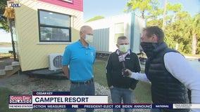 David Martin Reports: Camptel Resort