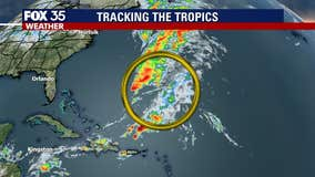 Tropics Update: November 24, 2020
