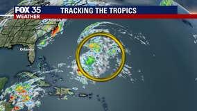 Tracking the Tropics: November 23rd