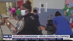 Florida will continue virtual learning