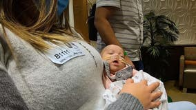 One of the smallest, most premature babies in the world finally goes home in Florida