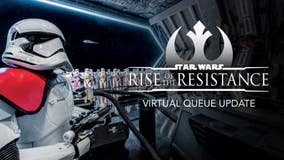 Hollywood Studios changes way to ride 'Rise of the Resistance'