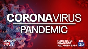 Florida reports 3,590 news coronavirus cases on Friday; 71 new deaths