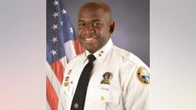 Daytona Beach swears in first Black police chief, Jakari Young