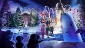 New Christmas pop-up at Gaylord Palms lets guests walk through holiday movie scenes