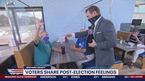 David Martin Reports: Voters share post-election feelings