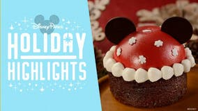 Disney unveils new holiday treats in 'Foodie Guide'