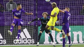 Michel scores in 84th minute, Orlando City beats Crew 2-1