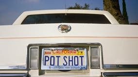 California can't ban vanity license plates it considers 'offensive,' judge rules