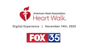 Orlando Heart Walk Digital Experience