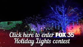 FOX 35 Holiday Lights Contest