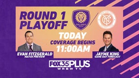 Orlando City vs. NYCFC playoff game Saturday