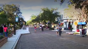 Streets close for the weekend in Downtown Winter Park