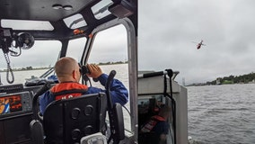 United States Coast Guard searches Florida waters for missing man