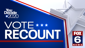 Milwaukee County vote recount streamed using robotic cameras