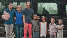 Paying it Forward: Couple builds family through fostering