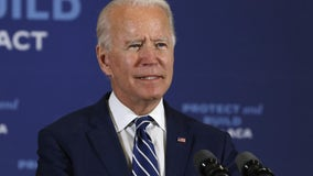 'We are not enemies': Biden calls for unity as election count continues