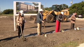 Groundbreaking held for new low income housing community in Orlando