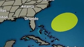 Hurricane forecasters monitor possible system near Florida