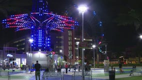 Orlando's tourism district sees crowds as Thanksgiving approaches