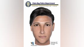 Sketch released of man accused of trying to lure young girl in Palm Bay