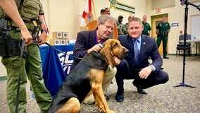 Program using K-9s to track at-risk loved ones expands