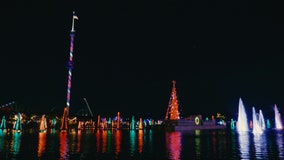 SeaWorld hosting 'Christmas Celebration' starting Nov. 14