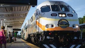Police: SunRail train hits vehicle in Kissimmee