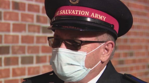 Man says Salvation Army saved his life as he struggled with addiction