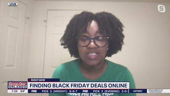 Finding Black Friday deals online