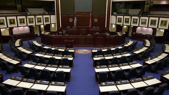 Time ticks on Florida bills on protestors, budget, voting