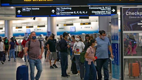 Millions fly ahead of Thanksgiving 2020 despite CDC plea not to travel