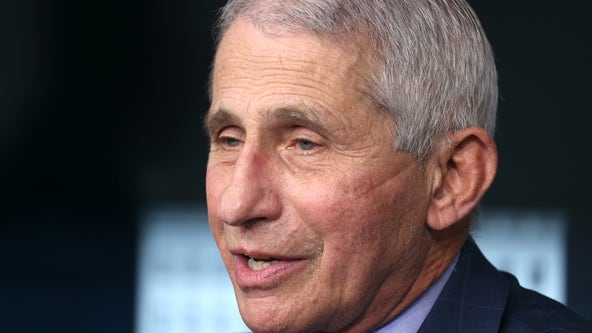'We're not in a good place': Fauci sounds alarm on COVID-19 pandemic in Facebook interview